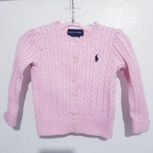 Ralph Lauren knitted cardigan